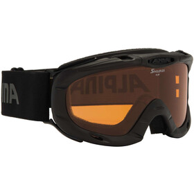 Alpina Ruby S Singleflex Hicon S1 Goggles Kinder black